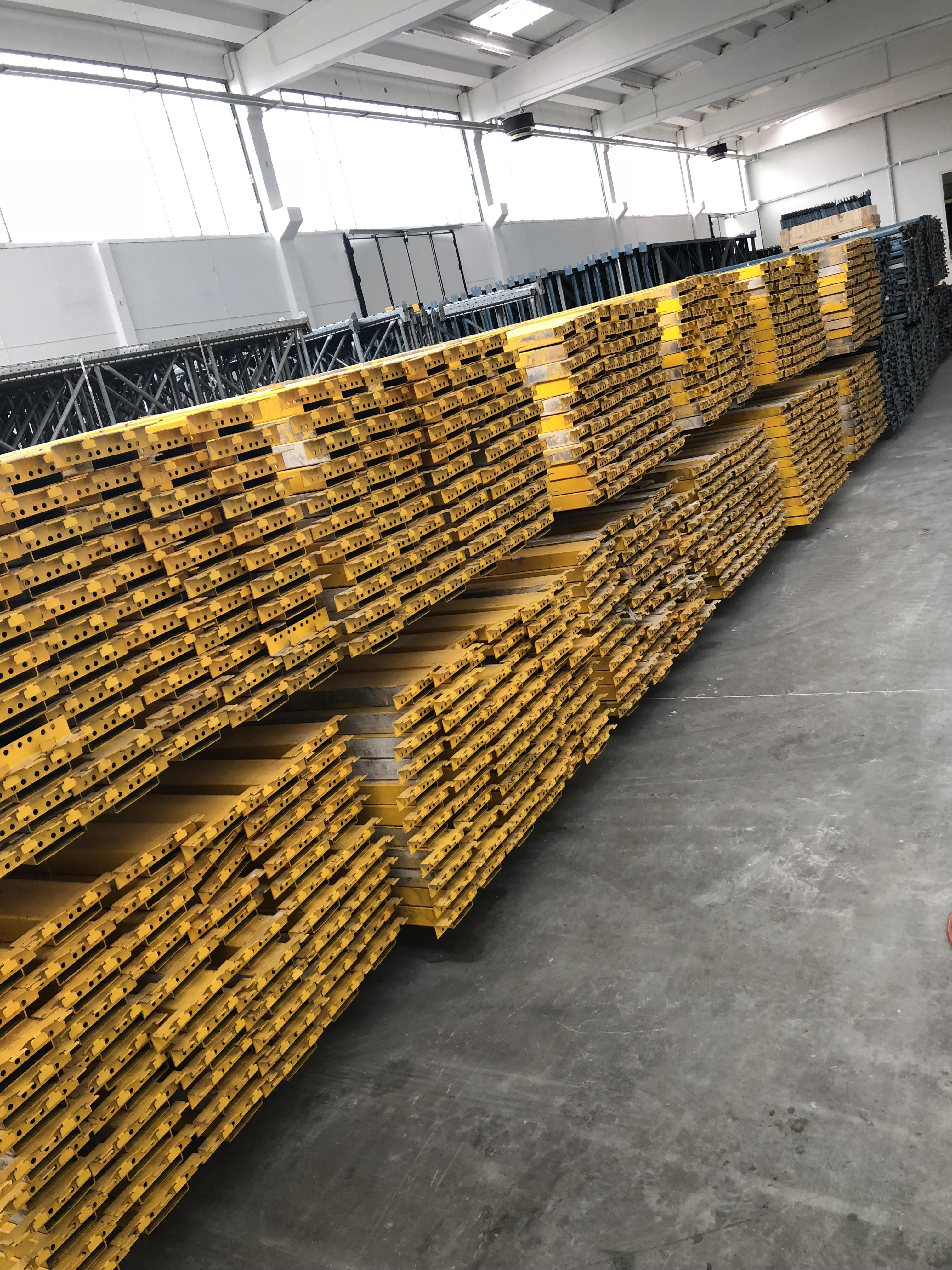 Scaffali Pallets Usati : Centro scaffali scaffalatura metallica porta pallet scaffali
